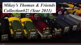 Thomas and Friends Trackmaster Village Mikey's Collection Part 2