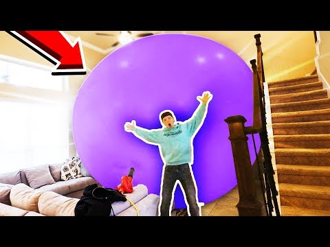 WORLD S BIGGEST BALLOON CHALLENGE 40 FT