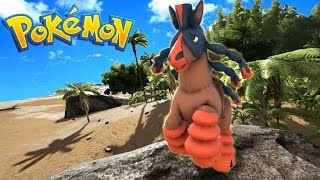 OUR BEST TAME YET? (3D POKEMON ARK)