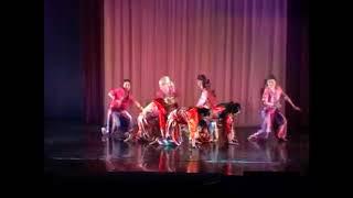 Indian group Champa ,Russia, Yoshkar-Ola  - Dum Maro Dum