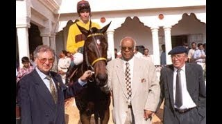 Richard Hughes On Smart Chieftain The Indian Turf Invitation Cup 2000