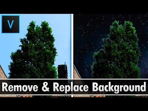 Xxx Mp4 Vegas Pro 15 How To Remove Any Background And Replace It Video Tutorial 316 3gp Sex