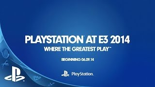 Download the PS4 E3 2014 App Today!