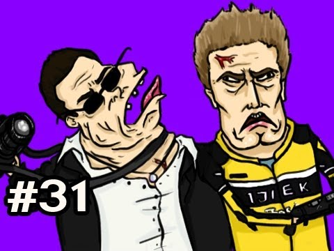 Dead Rising 2 Off The Record Walkthrough w Nova & Sp00n Co Op Ep.31 Pedo Mustache