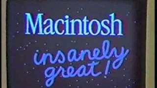 1984 Apple-Mac intro