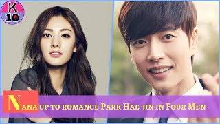 Nana up to romance Park Hae-jin in Four Men