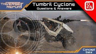 Star Citizen Tumbril Cyclone Questions & Answers zum Sale | Verse Report [Deutsch/German]