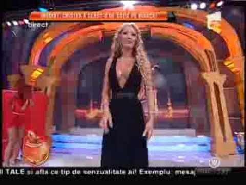 Xxx Mp4 Loredana Chivu Fără Lenjerie Intimă în Platoul Un Show Păcătos 3gp Sex