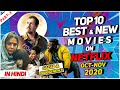 Top 10 Best Netflix Movies To Watch In Hindi Dubbed | 2020