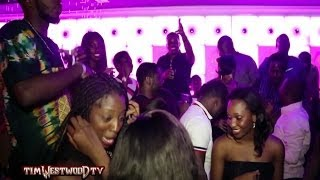 Westwood - Nigeria tour - crazy parties!