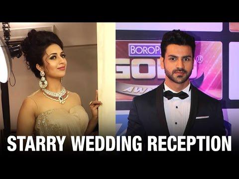 Ekta Kapoor Attends Divyanka-Vivek's Wedding Reception