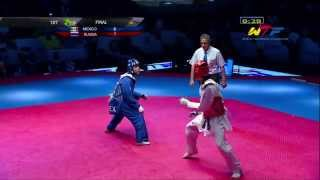 [Final Male] MEXICO vs RUSSIA | 2014 WTF WORLD CUP TAEKWONDO TEAM CHAMPIONSHIPS