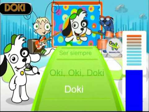 Doki oki Doki cancion completa karaoke