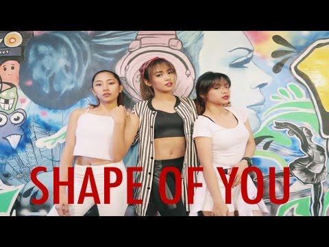 Shape Of You - Ed Sheeran (Dance cover)