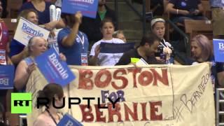 "USA: Bernie Sanders slams ""dangerous"" Republicans for rejecting science & Iran warmongering"
