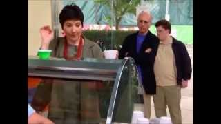 Larry David and the Ice Cream Taster Abuser