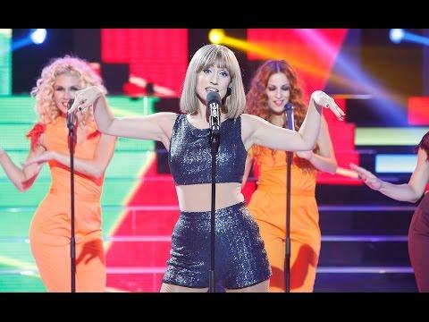 Ana Morgade imita a Taylor Swift en 'Tu cara me suena'