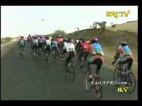 Tour of Eritrea 2008 Cycling Race Begins Total 1178 km