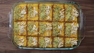 How to make Sholeh Zard_ Persian Rice Pudding with Saffron