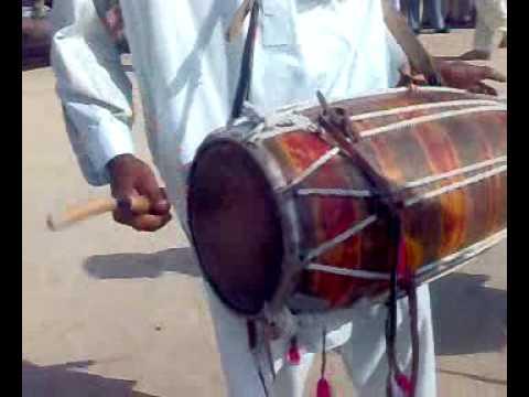 Khattak Dance at KaraK Part 1