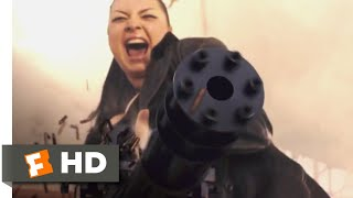 Diamond Cartel (2017)- Lethal Lady Death Squad Scene (1/10) | Movieclips