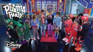 Diario Pijamero | Episodio 10 | Pijama Party