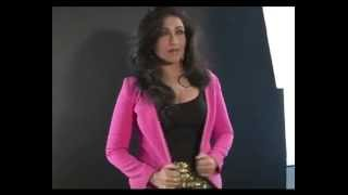 Rituparna goes glam for photoshoot