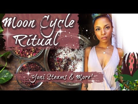 Xxx Mp4 How To Honor Your Moon Cycle🌙✨ My Ritual Amp Yoni Steams🍑🌹💦 BehatiLife 3gp Sex