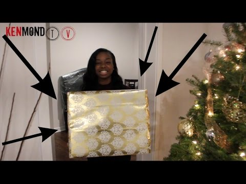 WHAT WAS IN THAT BIG BOX CHRISTMAS SURPRISE UPLOAD