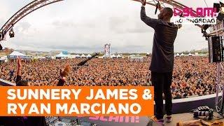 Sunnery James & Ryan Marciano (Full live-set) | SLAM! Koningsdag 2016