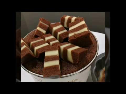 ELB version- Kek Lapis Chocolate Cheese Cake 层层巧克力奶酪蛋糕