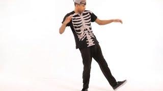 How to Do Pop & Lock Leg Moves | Street Dance