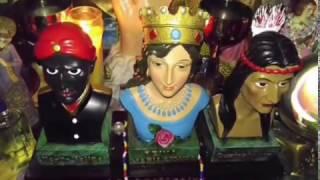 Puerto Rican Vudú, Santerismo, Sanse / Sance & Espiritismo Criollo Folklorico