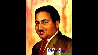 RAFI with Gul Raja-Film-SHADI KI RAAT-1950-Aik Chakkar Paanv Mein Hai-[Rarest- May beFirst Time]