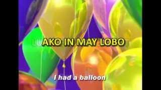 Ako ay may lobo - Waray Version
