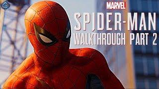 Spider-Man PS4 Walkthrough Part 2 - HUGE REVEAL!