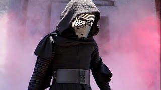 Full Show HD Star Wars Jedi Training Academy at Disneyland