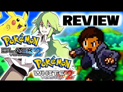 Pokémon Black and White 2 Review - Jimmy Whetzel