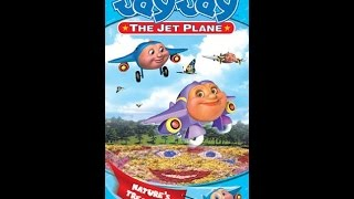 Opening to Jay Jay the Jet Plane: Nature's Treasures 2002 VHS