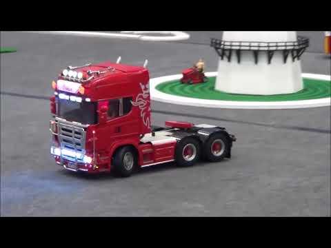 Rc Trucks Leyland April 2015 Tamiya 1 14 scale Wedico Carson scaleART LKW RC
