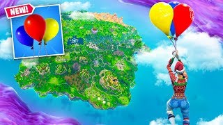 So They Added Balloons to Fortnite...