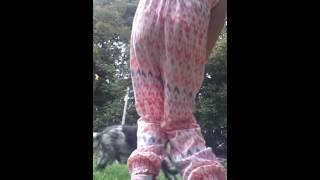 Gymnastic video xx