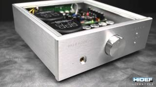 Burson Audio - The Conductor - Reference Class DAC / Headphone Amp / Pre-Amp