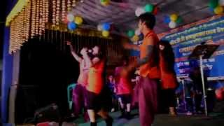 SWAGATA KHATUA DID A MIND BLOWING PERFORMANCE BY SINGING A BENGALI ROCKING SONG