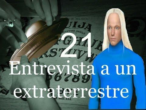 Entrevista a un extraterrestre capítulo 21