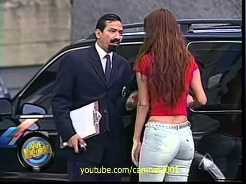 Que Locura El Inspector Rodriguez con Marlene Favela