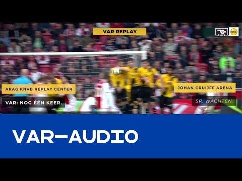 Xxx Mp4 VAR Penalty Voor Ajax Na Hands Bij NAC 3gp Sex