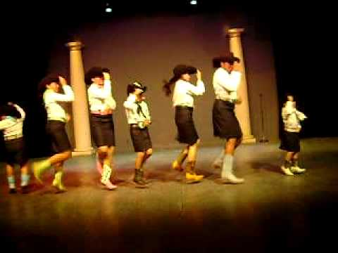 Bailes de Mi Tierra La Loquera