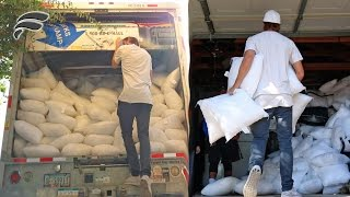 DONATING 1000 PILLOWS TO THE HOMELESS