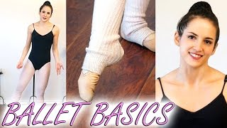 Ballet Class For Beginners - How to Do Basic Ballet Dance Positions